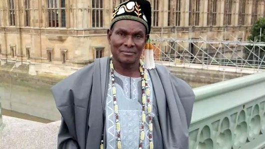 Patrick Fasinu, Olowo of Owo