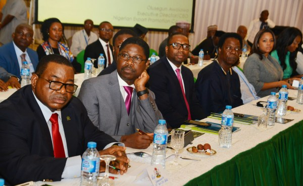 Cross section of participant during a meeting of Acting President Yemi Osinbajo with the Nigeria Initiative For Economic Development at the Presidential Villa in Abuja on Monday (7/8/17) 04090/7/8/2017/Callistus Ewelike/NAN