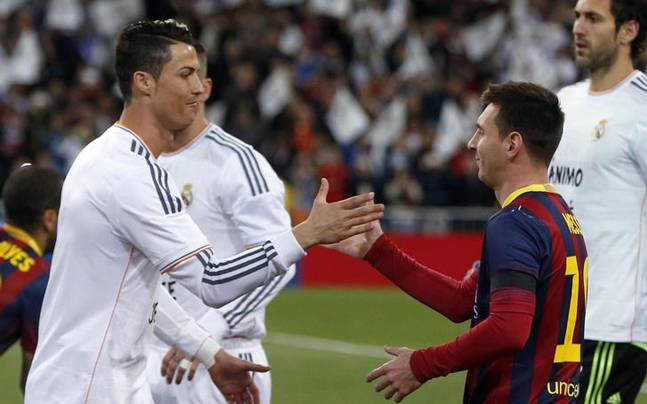 Ronaldo and Messi [Photo: India Today]