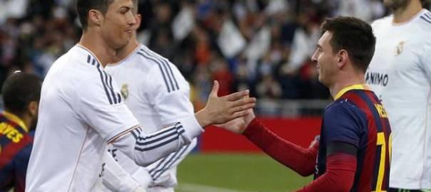 Ronaldo and Messi [Photo: India Today]