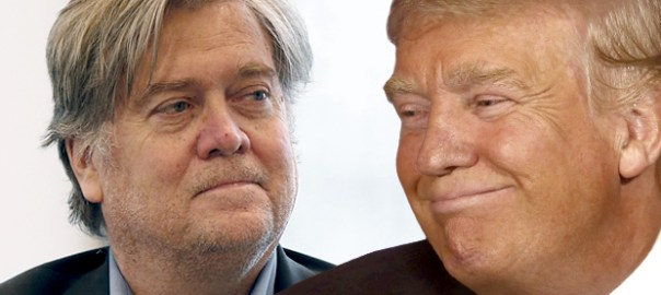 Trump and Bannon [Photo redit: Salon]