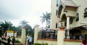 Ozubulu church attack[photo credit: The Sun News]