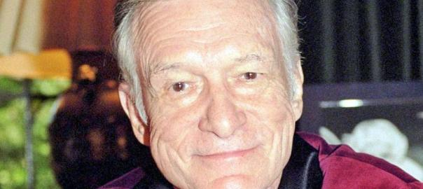 Hugh Hefner {Photo Credit: CNBC}