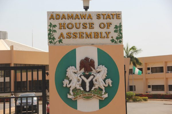 Adamawa House of Assembly. [Photo credit: SundiataPost]