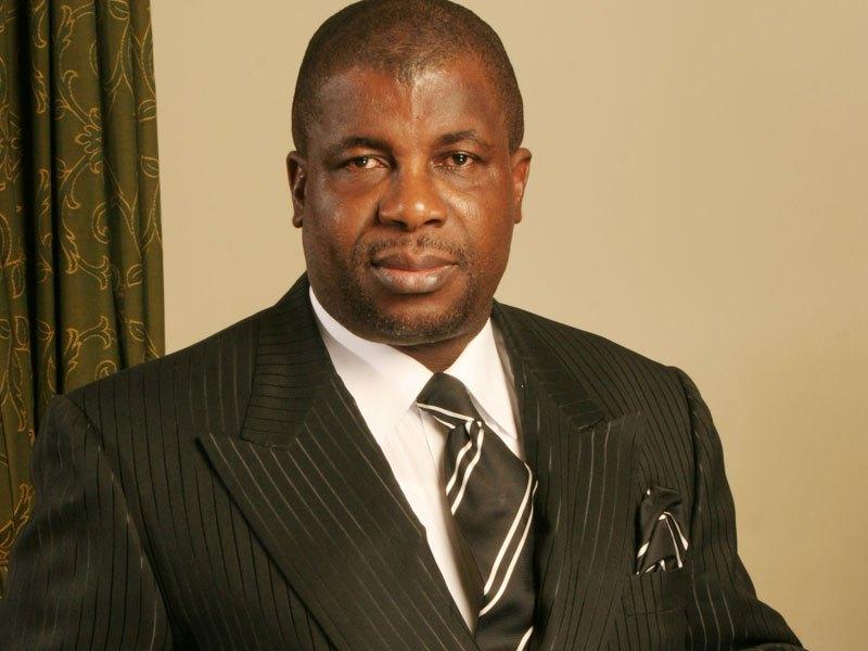 Top PDP financier Emeka Offor. [Photo credit: THISDAYLIVE]