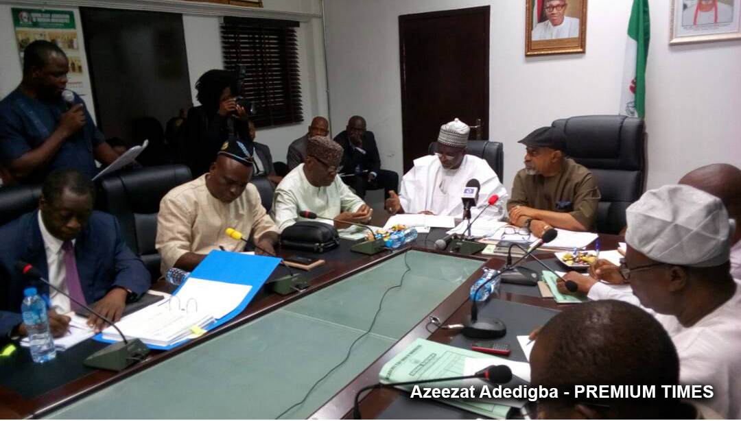 ASUU recently embarked on an indefinite strike over poor funding of Nigerian universities, other demands.