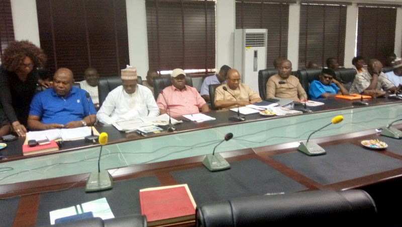 Image result for NASU, SSANU, NAAT end meeting with govt, to suspend strike