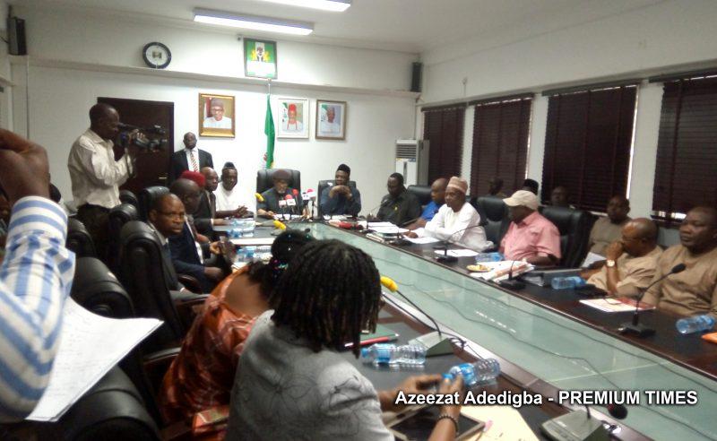 SSANU, NASU and NAAT meets government