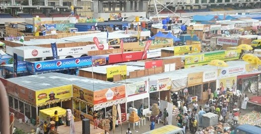 Lagos Trade Fair complex [Photo: New Mail Nigeria]
