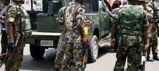 Nigerian Army. [Photo credit: Pulse.ng]