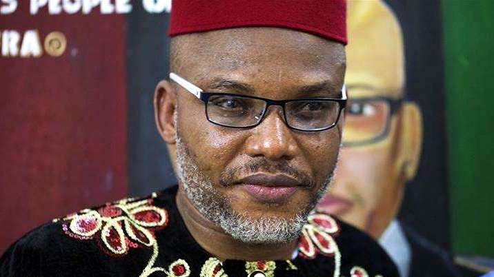 Nnamdi Kanu speaks on Ekweremadu attack, offers N1m for Southeast governors' travel itinerary