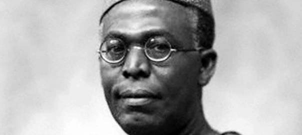 Chief Obafemi Awolowo [Photo Credit: Nigerian Monitor]