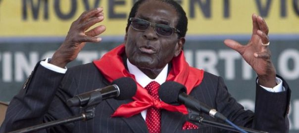President Robert Mugabe of Zimbabwe [Photo: BBC]