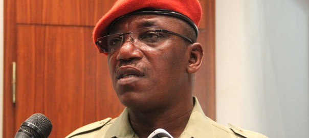 Sports Minister, Solomon Dalung,