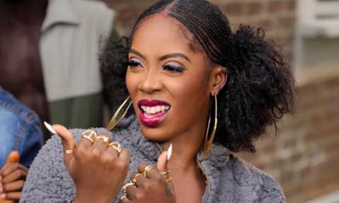 Tiwa Savage features American singer, Omarion, in 'Get it Now ...