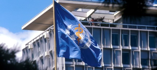 World Health Organisation (WHO) Head-Quater in Geneva, Switzerland.