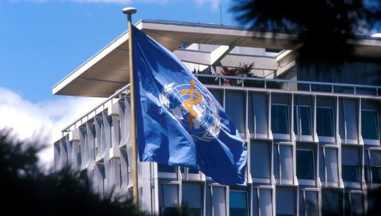 World Health Organisation (WHO) Head-Quater in Geneva, Switzerland.