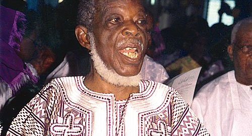 National leader of the Yoruba socio-cultural and political organisation, Afenifere, Ayorinde Fasanmi