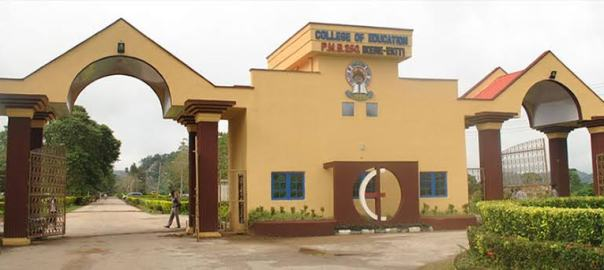 College of Education, Ikere Ekiti [Photo Credit: portalcoeikere.edu.ng]