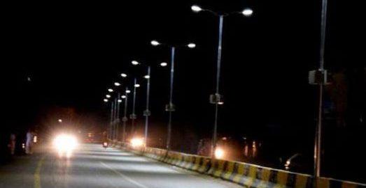 Streetlights in Kwara [photo credit: BusinessDay]