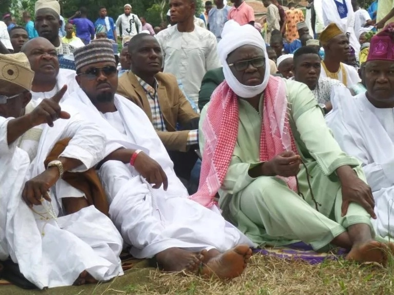 Governor Fayose urged Islamic clerics to always tell leaders the truth and preach the values of justice and equity.[photo credit: naij.com]
