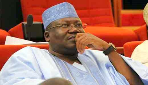 Senator Ahmed LawanAPC Senate leader hail PDP 'new Minority Leader'