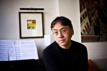 Kazuo Ishiguro [Photo Credit: The New Yorker]