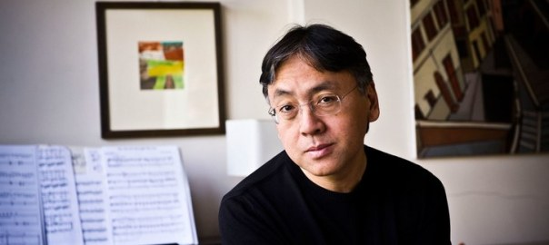 Kazuo Ishiguro [Photo Credit: The New Yorker]