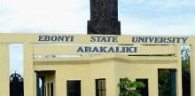 Ebonyi State University [Photo: thesheet.ng]
