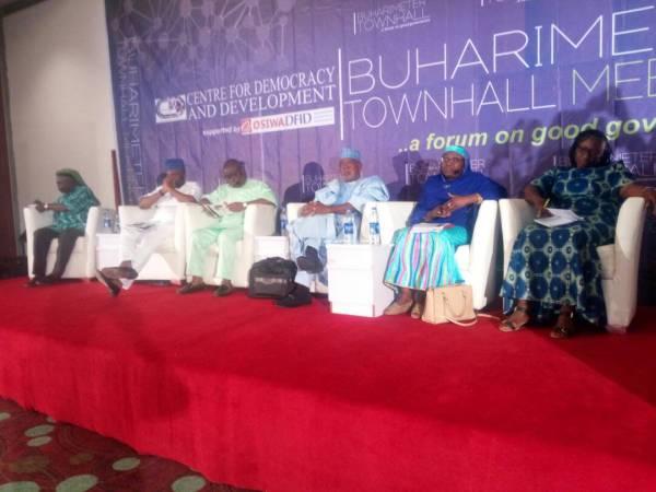 BuhariMeter event