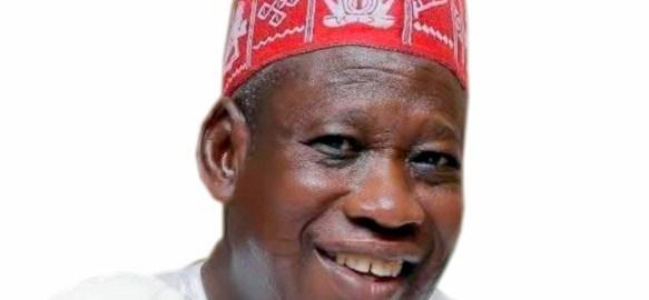 Governor, Abdullahi Ganduje