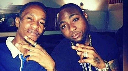 Late Tagbo and Davido