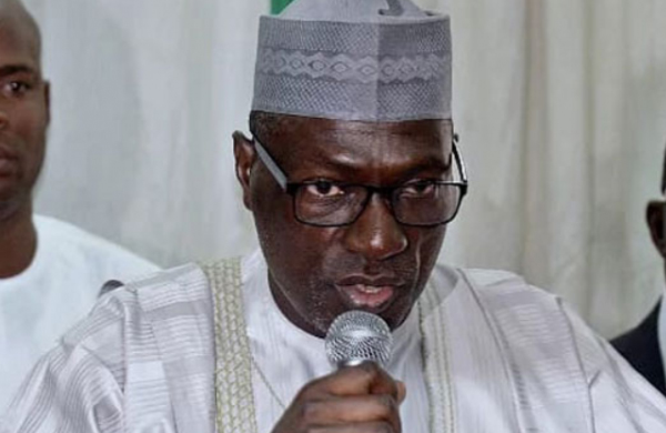 Former National Caretaker Chairman of the opposition Peoples Democratic Party, PDP, Ahmed Makarfi.