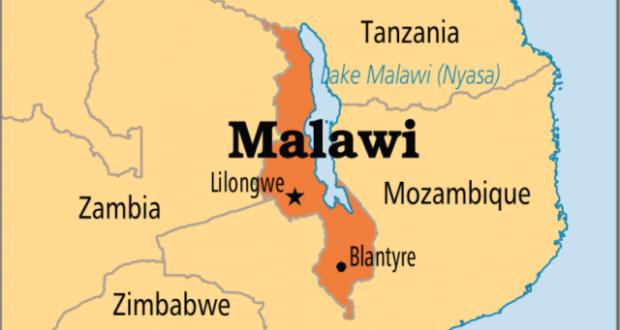 Police Arrest Malawi Vigilante In Vampire Mob Killing - Malawi map png