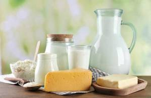 Milk products to illustrate the story. [Photo credit: Food Safety Helpline]