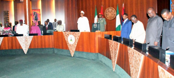 Federal Executive Council Meeting