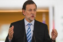 Spain's Prime Minister Mariano Rajoy [Photo credit: The Siasat Daily]