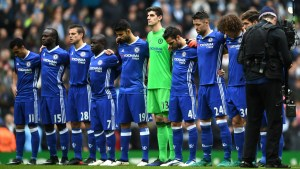Chelsea team [Photo Credit: Goal.com]