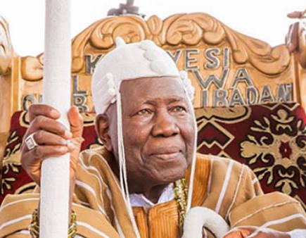 Olubadan of Ibadan, Saliu Adetunji