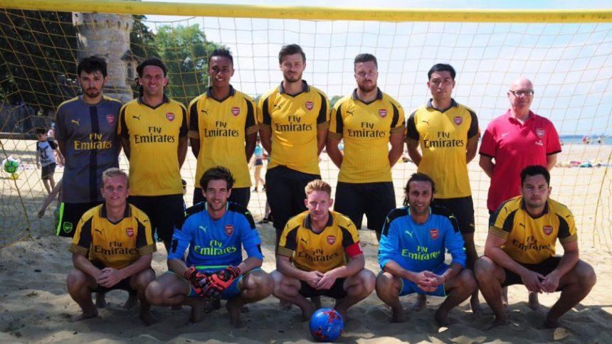 Arsenal Beach Team