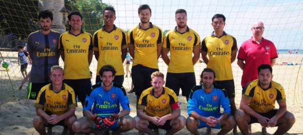 Arsenal Beach Team