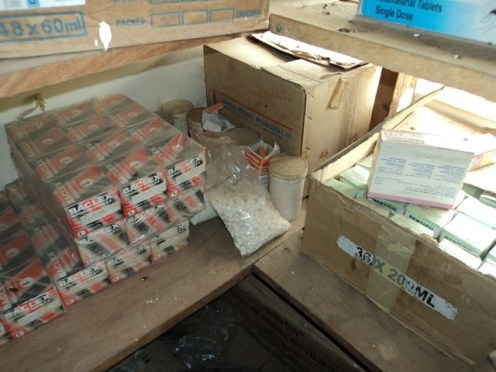 How Nigerian drug stores sell drugs beyond expiry dates