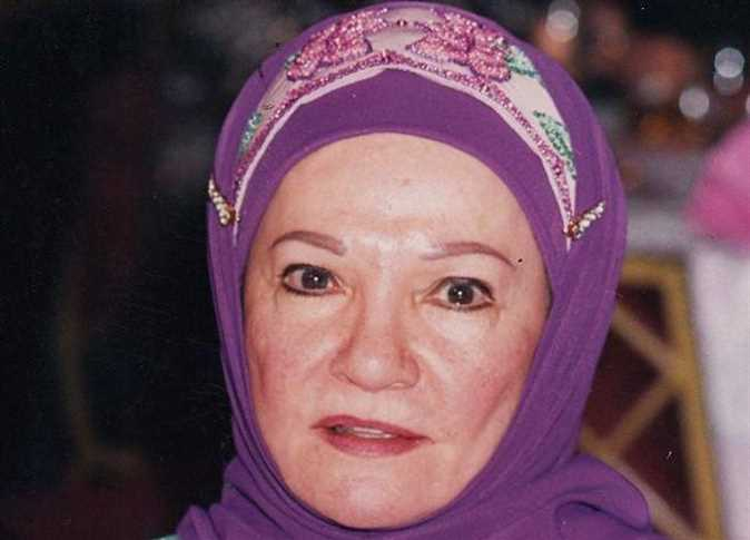 Egypt's iconic singer and actress Shadia . [Photo credit: Egypt Independent]
