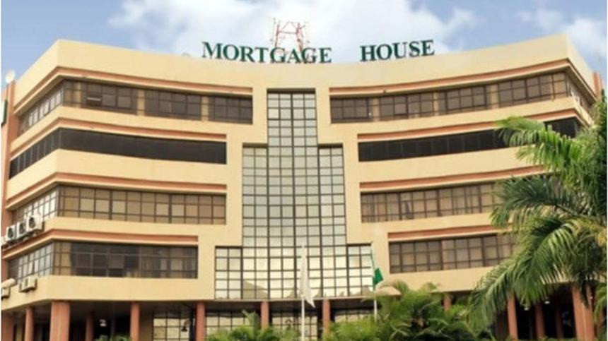Federal Mortgage Bank of Nigeria (FMBN) building. [Photo credit: Guardian Nigeria]