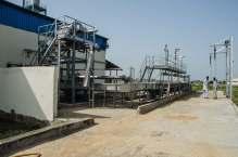Dangote factory [Photo taken by Umar Isa Ladu]