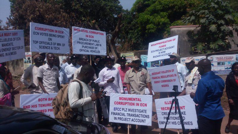 Image result for ECN Senior Civil servants call for removal of Commission's DG