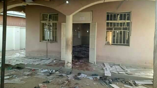 Boko Haram bomber attacks Mubi Mosque