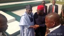 Former president, Ousegun Obasanjo