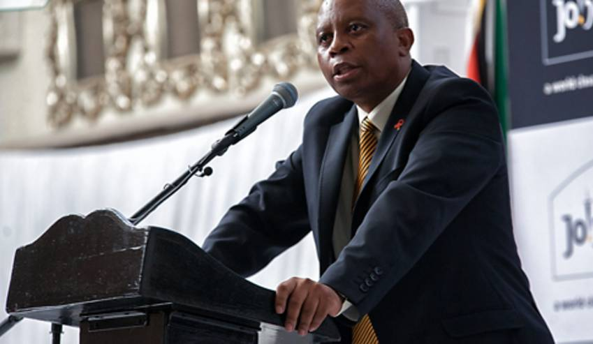 Johannesburg Mayor, Herman Mashaba