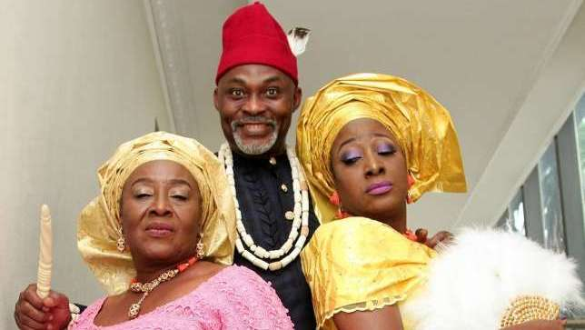 Lead acts in the movie, RMD, Patience Ozokwor and Ireti Doyle